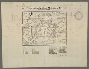 (St-Julien) Metz et ses fortifications de 1552 à 1914