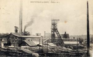 (St-Avold) Cités minières depuis le XIXe siècle : lieux de vie et de paternalisme