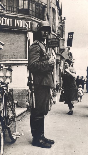 (St-Julien) Les Mosellans dans la Seconde Guerre Mondiale