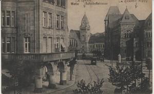 (St-Julien) Metz, 1902-1918, Ville Nouvelle