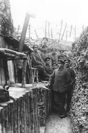(St-Julien) Des Mosellans dans la Grande Guerre